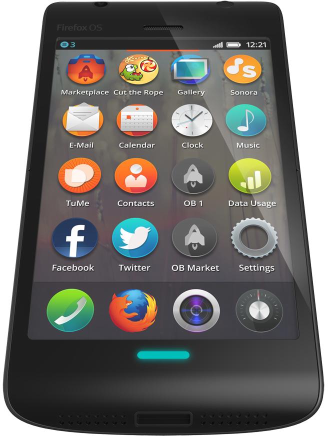 Firefox OS - Mobile Open Web Platform